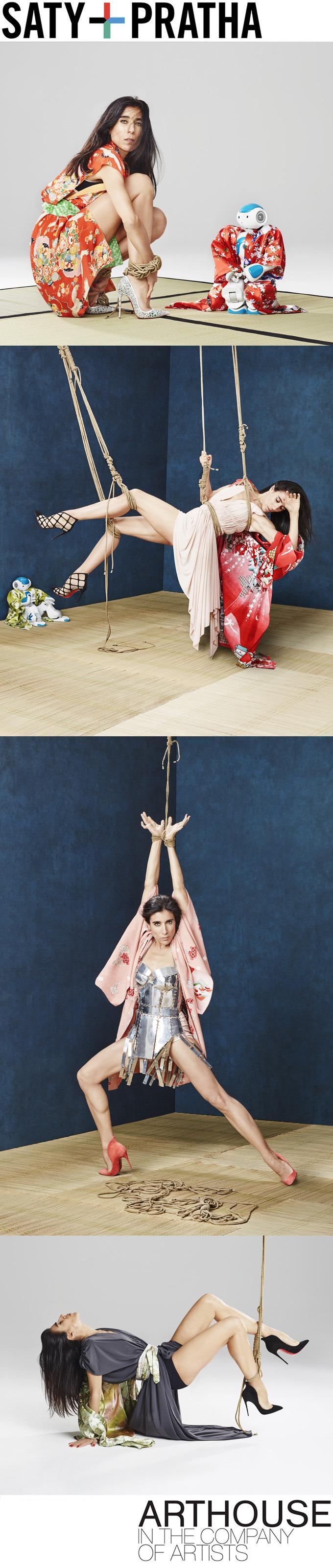 Saty+Pratha - Louboutin Blanca Li